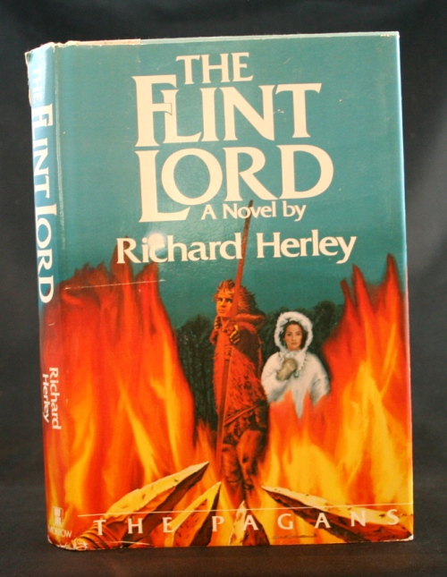 Image for The Flint Lord: A Novel