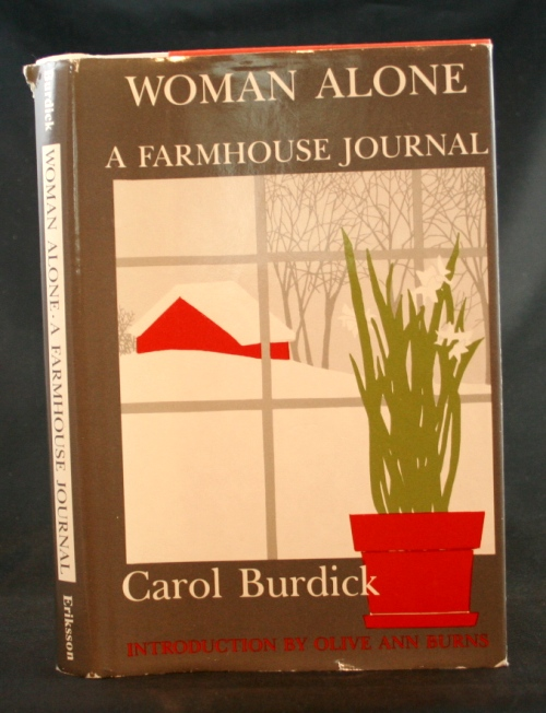 Image for Woman Alone: A Farmhouse Journal