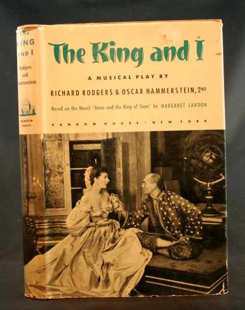 Image for The King and I: A Musical Play