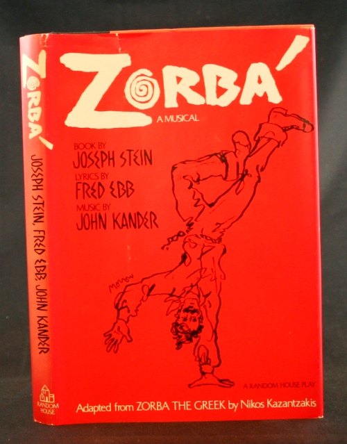 Image for Zorba: A Musical