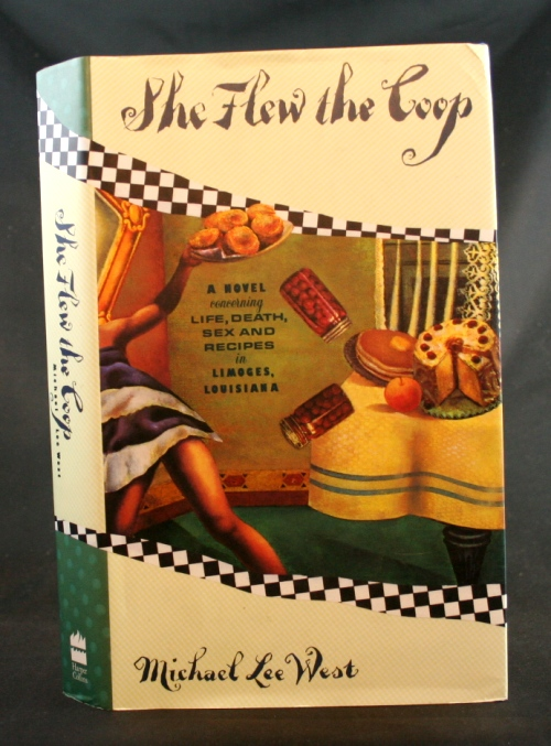 Image for She Flew the Coop: A Novel concerning Life, Death, Sex and Recipes in Limoges, L