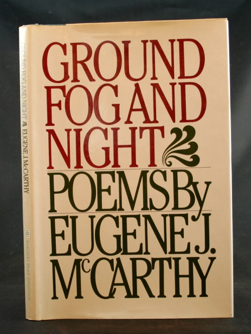 Image for Ground Fog and Night: Poems