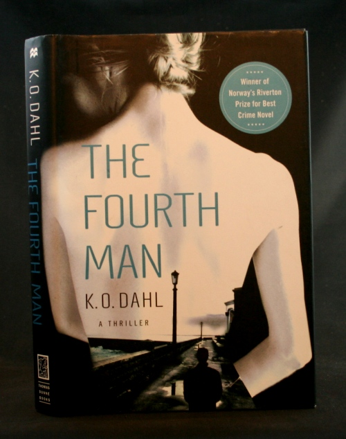 Image for The Fourth Man: A Thriller