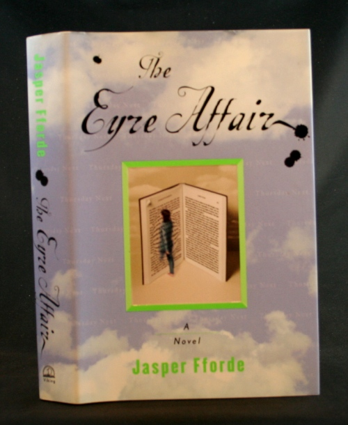 Image for The Eyre Affair: A Novel