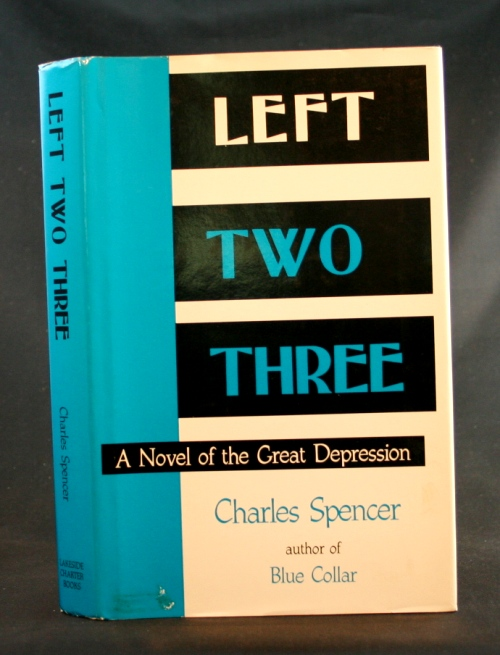Image for Left, Two, Three: A Novel of the Great Depression