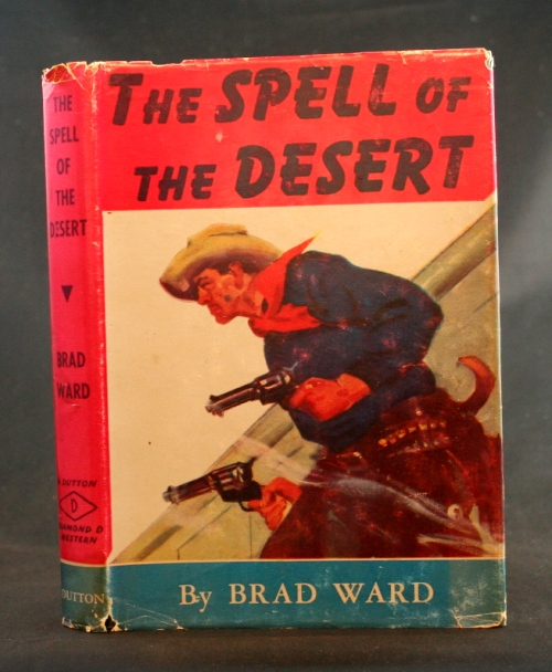 Image for The Spell of the Desert