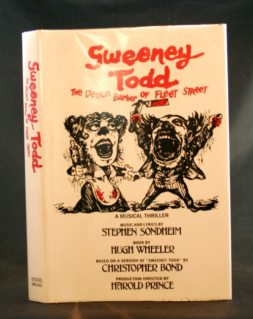 Image for Sweeney Todd: The Demon Barber of Fleet Street