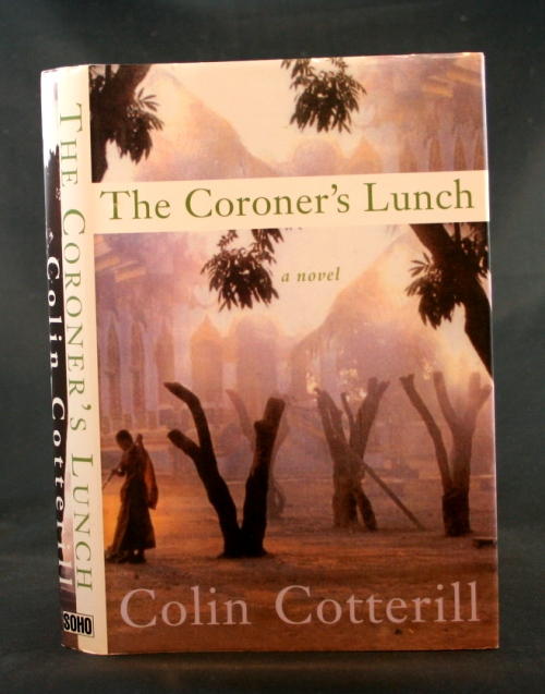 Image for The Coroner's Lunch: A Novel