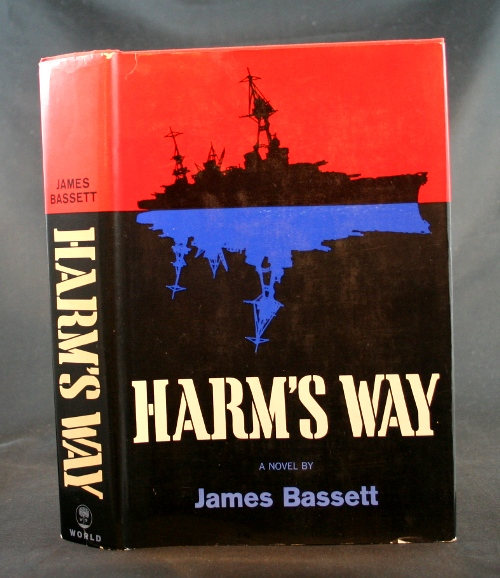 Image for Harm's Way: A Novel