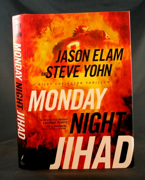 Image for Monday Night Jihad: A Riley Covington Thriller