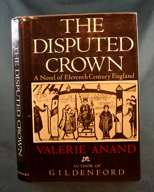 Image for The Disputed Crown: A Novel of Eleventh Century England