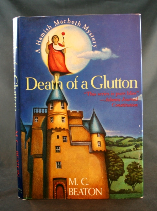 Image for Death of a Glutton: A Hamish Macbeth Mystery