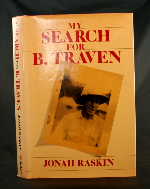 Image for My Search for B. Traven