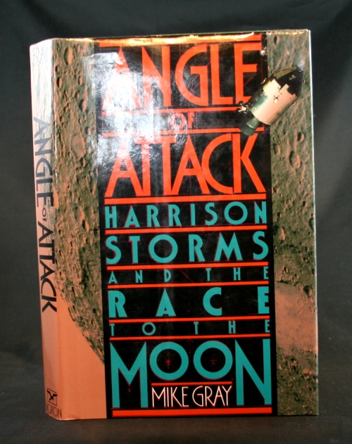 Image for Angle of Attack: Harrison Storms and the Race to the Moon