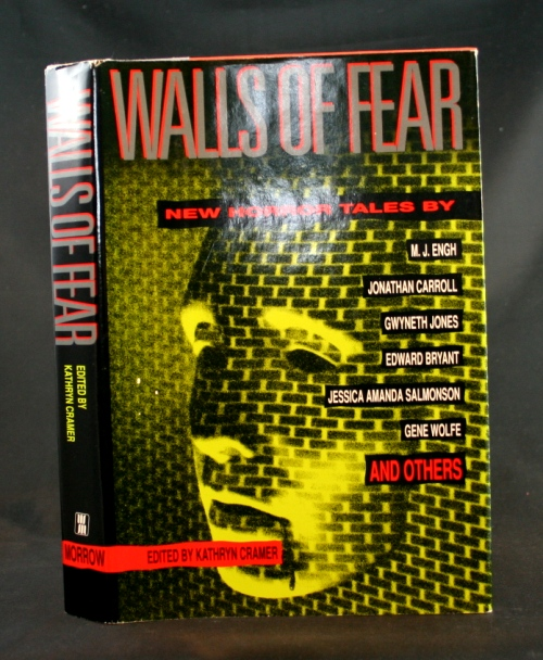 Image for Walls of Fear: New Horror Tales