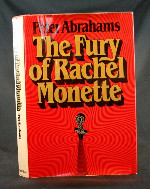 Image for The Fury of Rachel Monette
