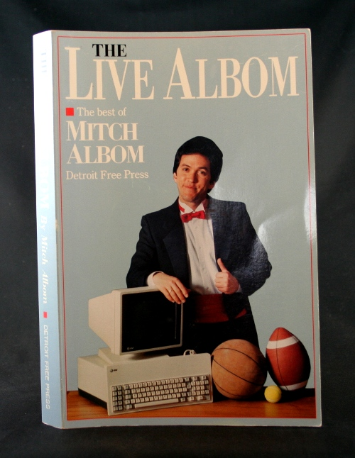 Image for The Live Albom