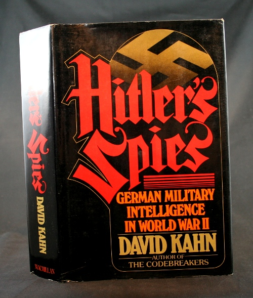 Image for Hitler's Spies: German Military Intelligence in World War II