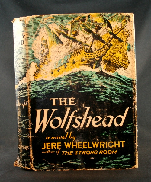 Image for The Wolfshead