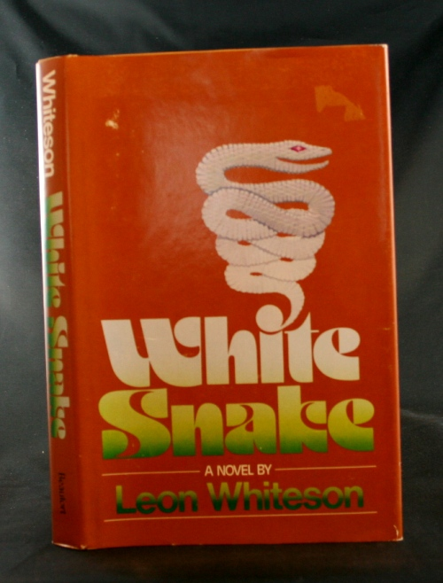 Image for White Snake: A Novel
