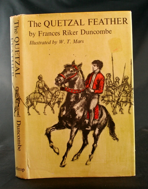 Image for The Quetzal Feather