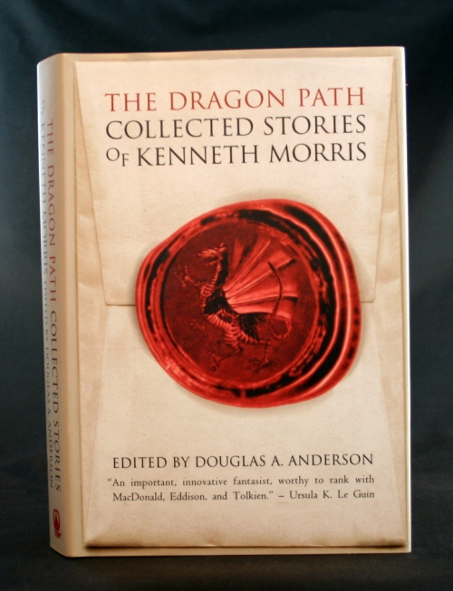 Image for The Dragon Path: Collected Stories of Kenneth Morris