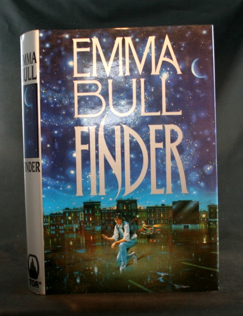 Image for Finder: A Novel of the Borderlands