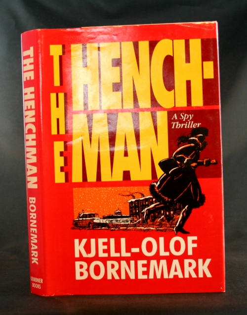 Image for The Henchman: A Spy Thriller