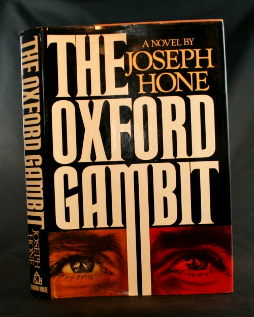 Image for The Oxford Gambit: A Novel