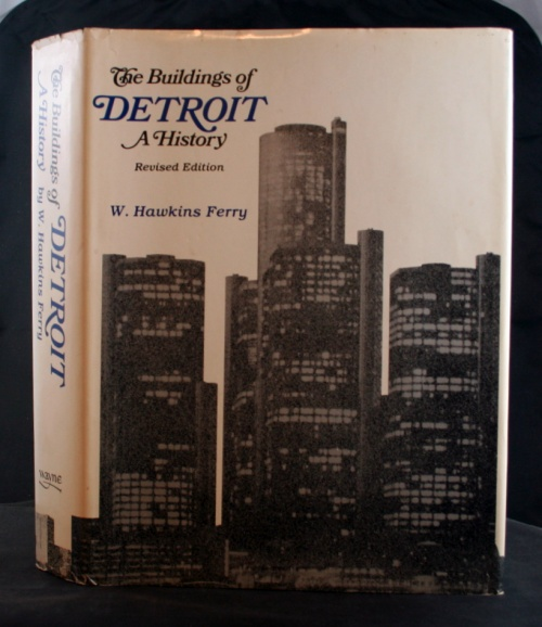 Image for The Buildings of Detroit: A History