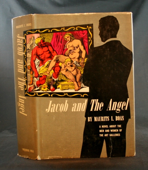 Image for Jacob and The Angel: A Novel About the Men and Women of the Art Galleries