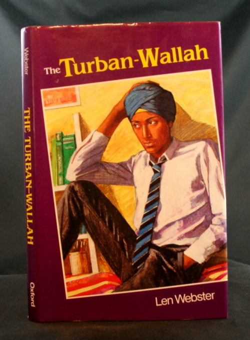 Image for The Turban-Wallah: A Tale of Little India