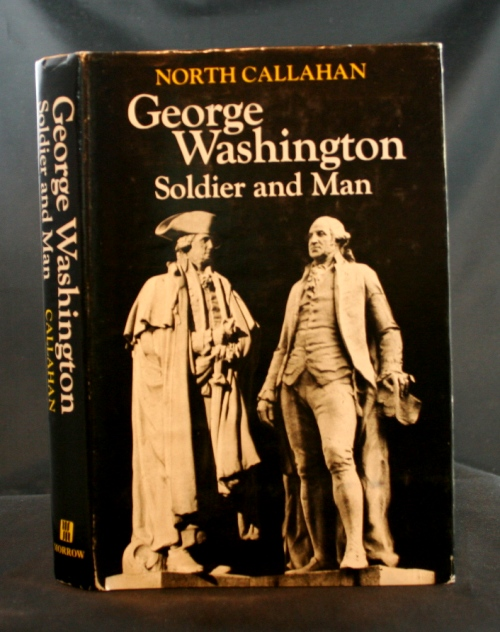 Image for George Washington: Soldier and Man