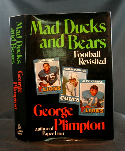 Image for Mad Ducks and Bears: Football Revisited