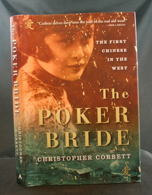 Image for The Poker Bride: The First Chinese in the West