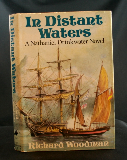 Image for In Distant Waters: A Nathaniel Drinkwater Novel