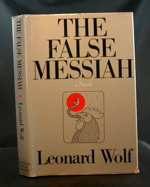 Image for The False Messiah: A Novel