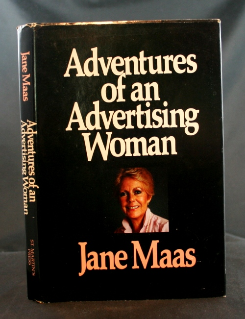 Image for Adventures of an Advertising Woman