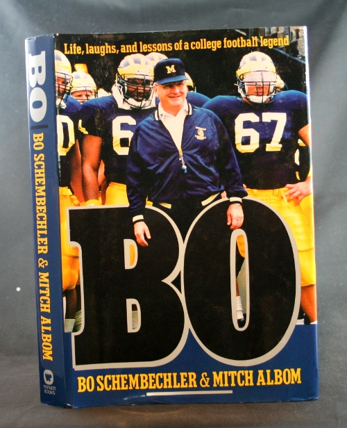 Image for Bo: Life, laughs, and lessons of a college football legend