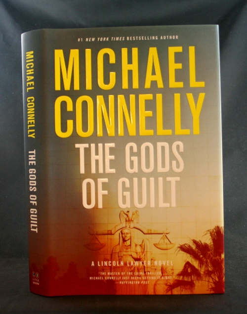 Image for The Gods of Guilt: A Lincoln Lawyer Novel