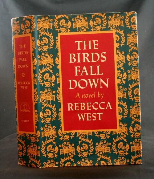 Image for The Birds Fall Down