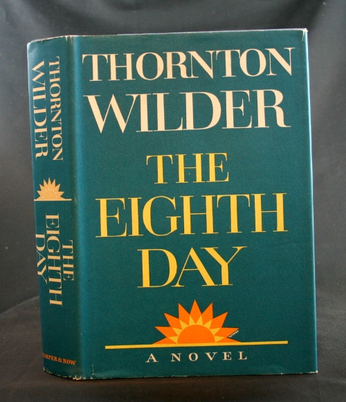 Image for The Eighth Day: A Novel