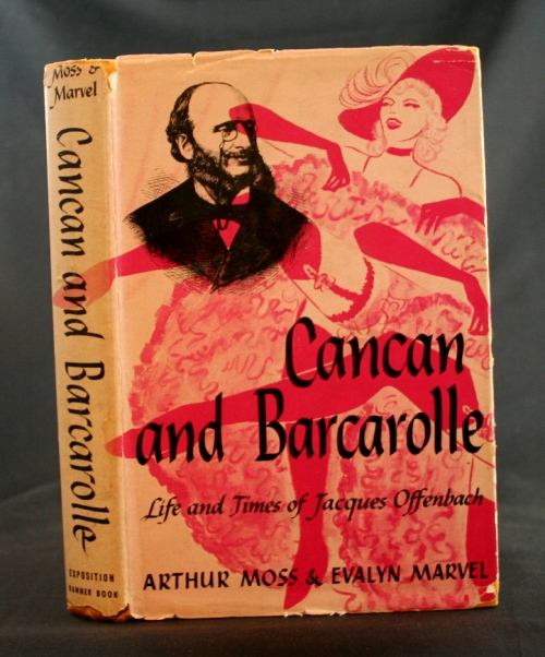 Image for Cancan and Barcarolle: Life and Times of Jacques Offenbach