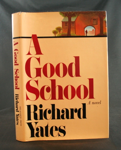 Image for A Good School: A Novel