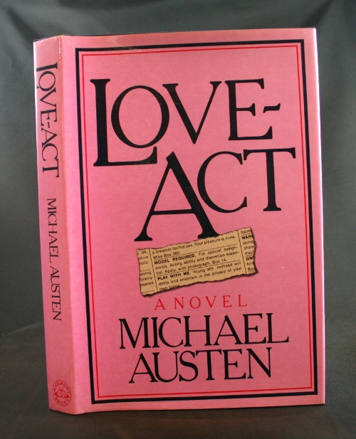 Image for Love-Act: A Novel