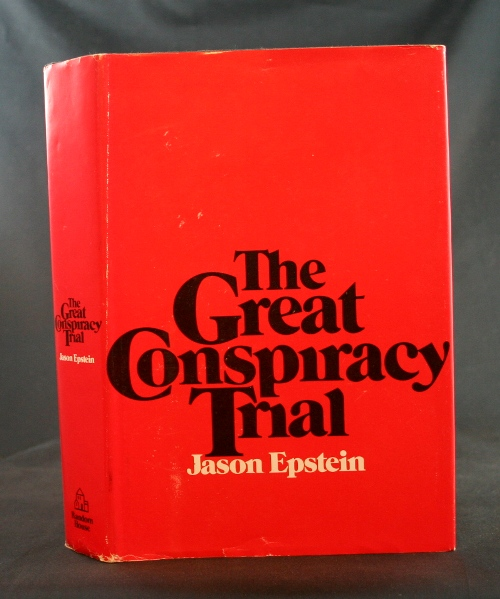 Image for The Great Conspiracy Trial: On Essay on Law, Liberty and the Constitution