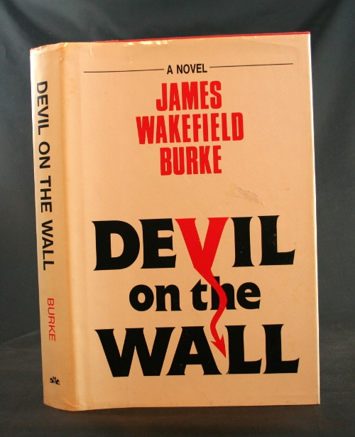 Image for Devil on the Wall: A Novel
