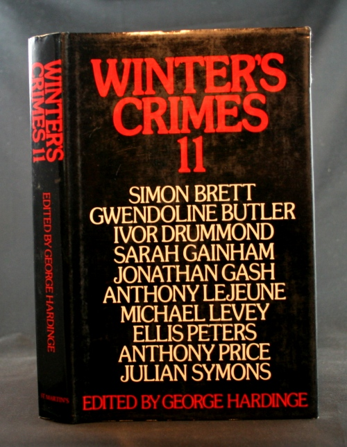 Image for Winter's Crimes II