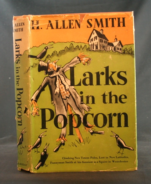 Image for Larks in the Popcorn