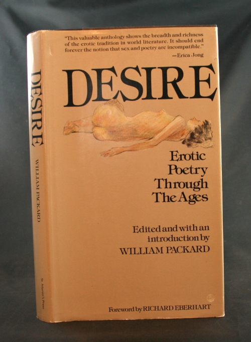Image for Desire: Erotic Poetry Through the Ages